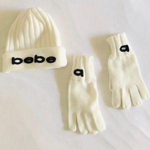 Bebe Beanie & Gloves